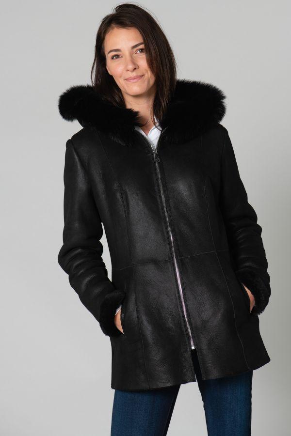 Veste Femme Cityzen SEVILLE BLACK