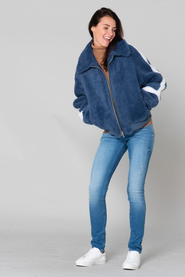 Blouson Femme Giny BETTY JEANS OFF