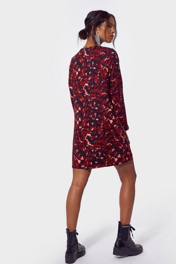 Jupe/robe Femme Kaporal SOPHY CARMIN