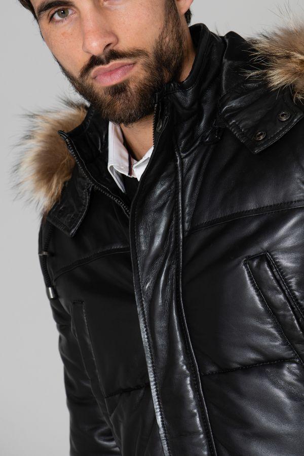 Veste Homme Daytona SNOW SHEEP THIN MANILA BLACK ZZ