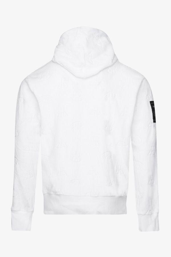 Pull/sweatshirt Homme Horspist DAKOTA WHITE