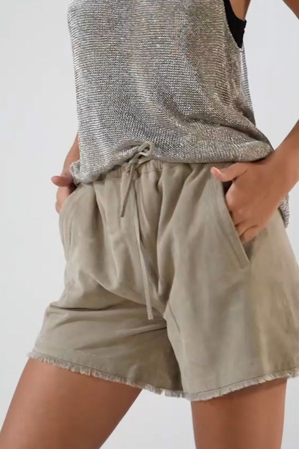 Short Femme Oakwood PICKY YEMEN 512