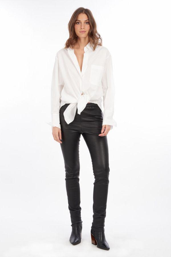 Pantalon Femme Oakwood CASSIOPEE NOIR 501