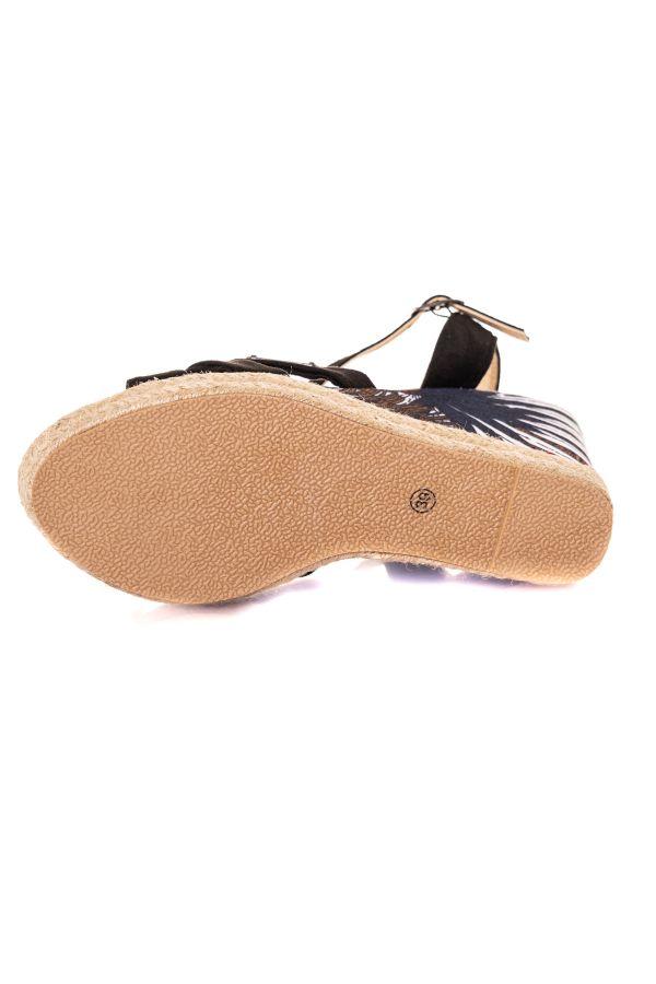 Chaussures Femme Kaporal Shoes MAKITA NOIR