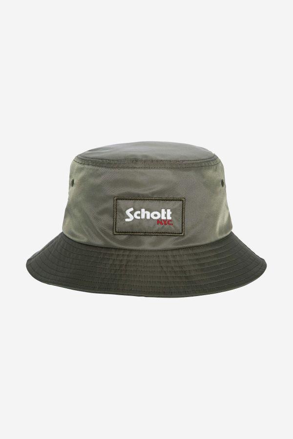 Casquette Homme Schott HAT210H KAKI