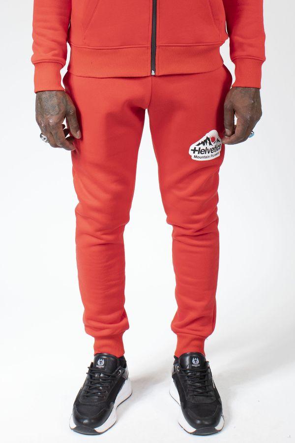 Pantalon Homme Helvetica BRAM RED