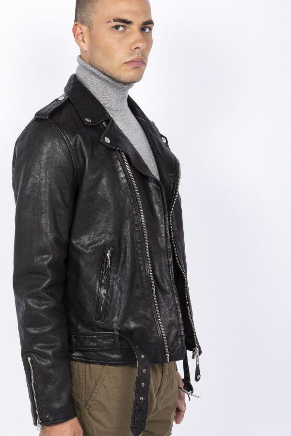 Blouson Homme Schott LC1150WX BLACK