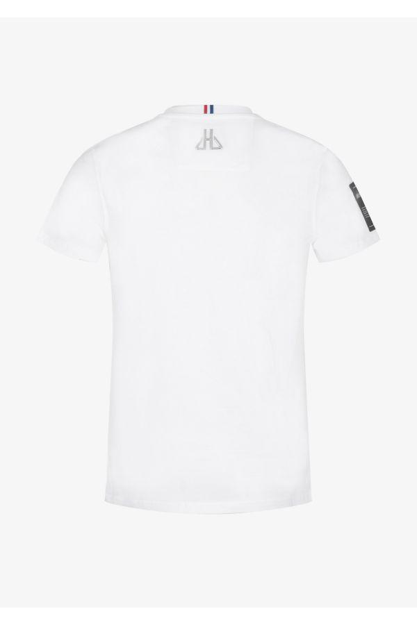 Tee Shirt Homme Horspist COGNAC WHITE