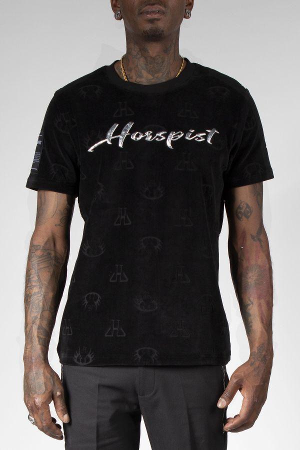 Tee Shirt Homme Horspist STEPHEN BLACK