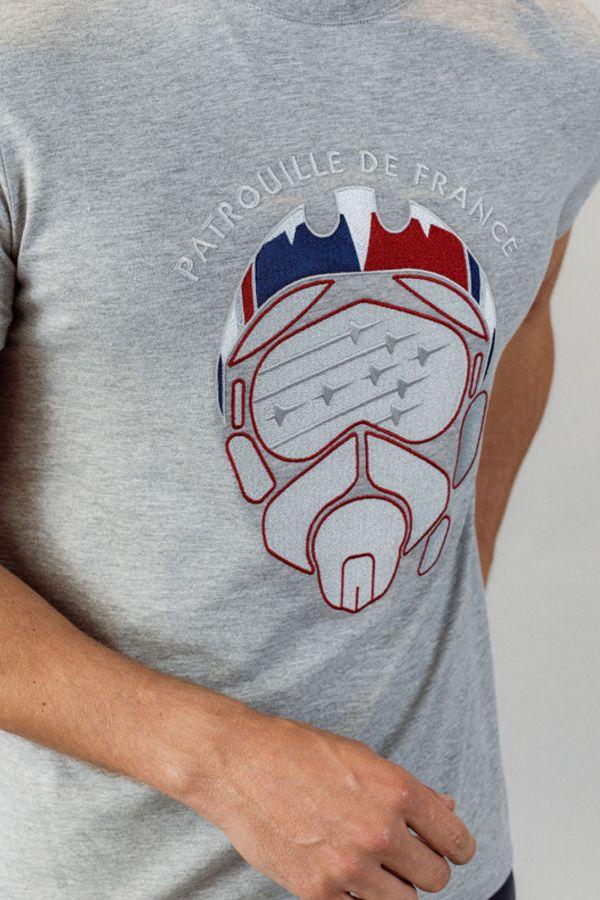 Tee Shirt Homme Redskins CASK NATIONAL HEATHER GREY