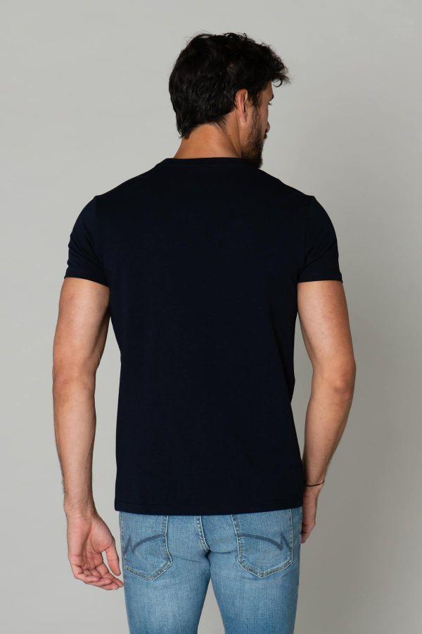 Tee Shirt Homme Redskins MALCOM CALDER NAVY P21