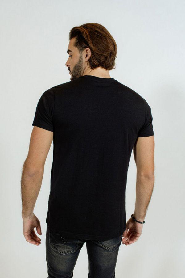 Tee Shirt Homme Redskins ANGELS EASY BLACK