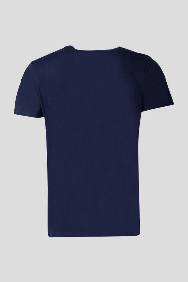 Tee Shirt Homme Redskins ANGELS EASY NAVY