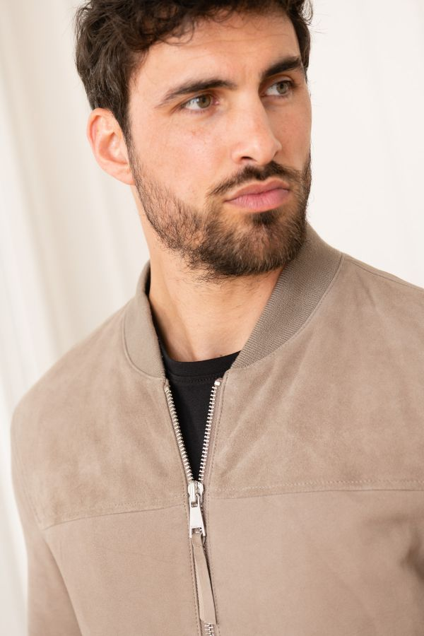 Blouson Homme Redskins BOWER2 AFRICAN SABLE