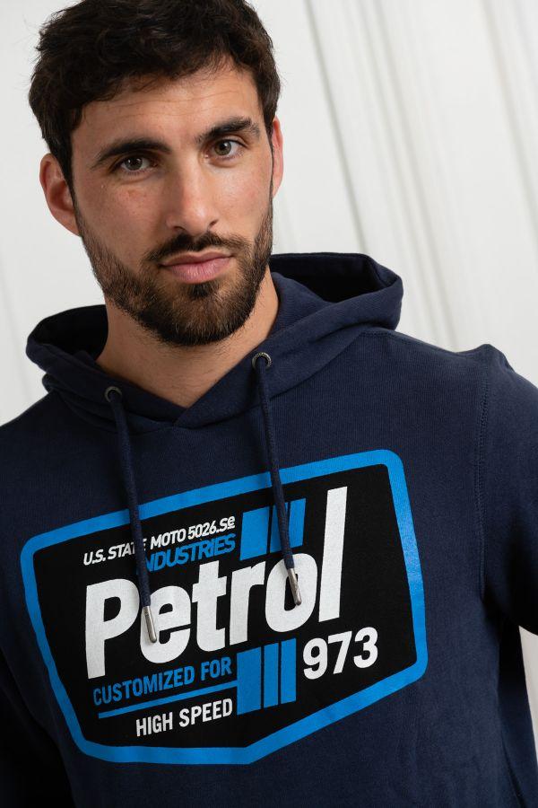 Pull/sweatshirt Homme Petrol Industries SWH515 5147 DARK PETROL