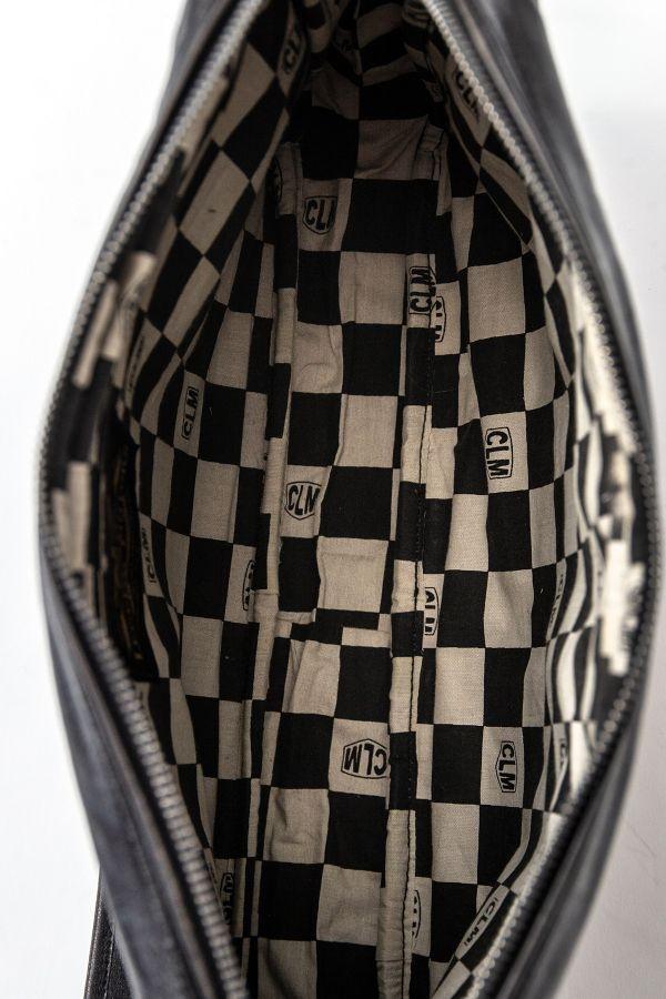 Gemischt Taschen 24h Le Mans MESSENGER BAG SHEEP CROWN BLACK