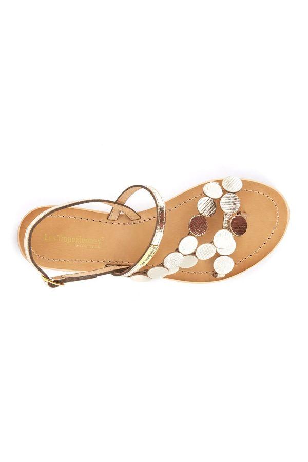 Chaussures Femme Les Tropeziennes Par M Belarbi HOLO OR
