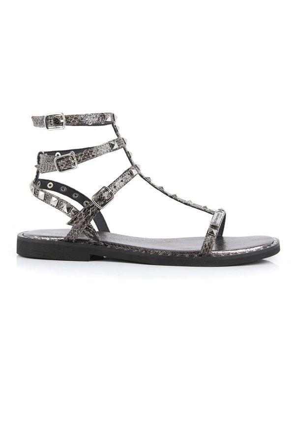 Chaussures Femme Les Tropeziennes Par M Belarbi COROL GRIS