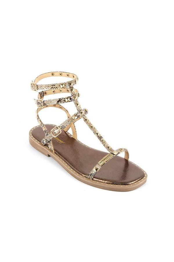 Chaussures Femme Les Tropeziennes Par M Belarbi COROL BEIGE