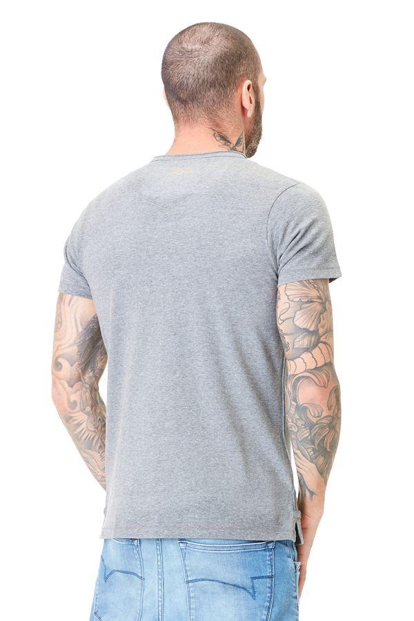 Tee Shirt Homme Von Dutch TSHIRT RON GRIS