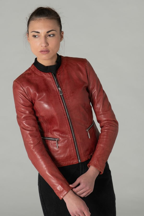 Blouson Femme Rose Garden ETHEL LAMB RUBY ROSE WOOD