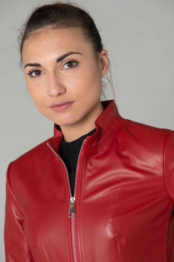 Blouson Femme Cityzen KARINA ROUGE