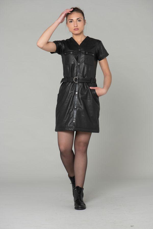 Jupe/robe Femme Gipsy GGIMBA NSLONTV BLACK