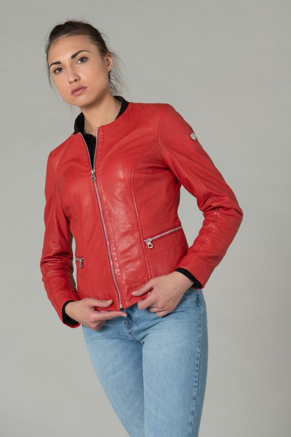 Blouson Femme Gipsy GIANA NSLONTV RED