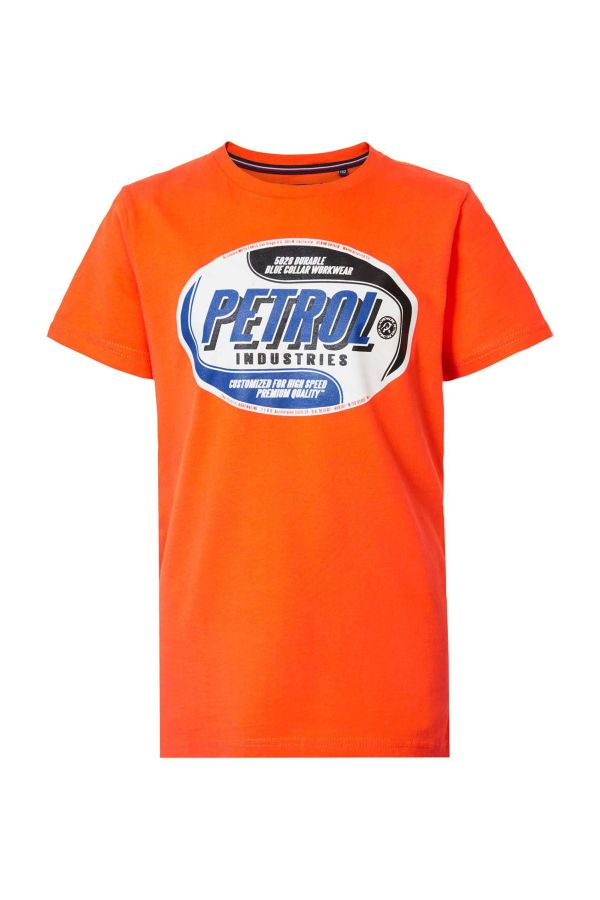 Tee Shirt Enfant Petrol Industries TSR601 2015 SPICED ORANGE J