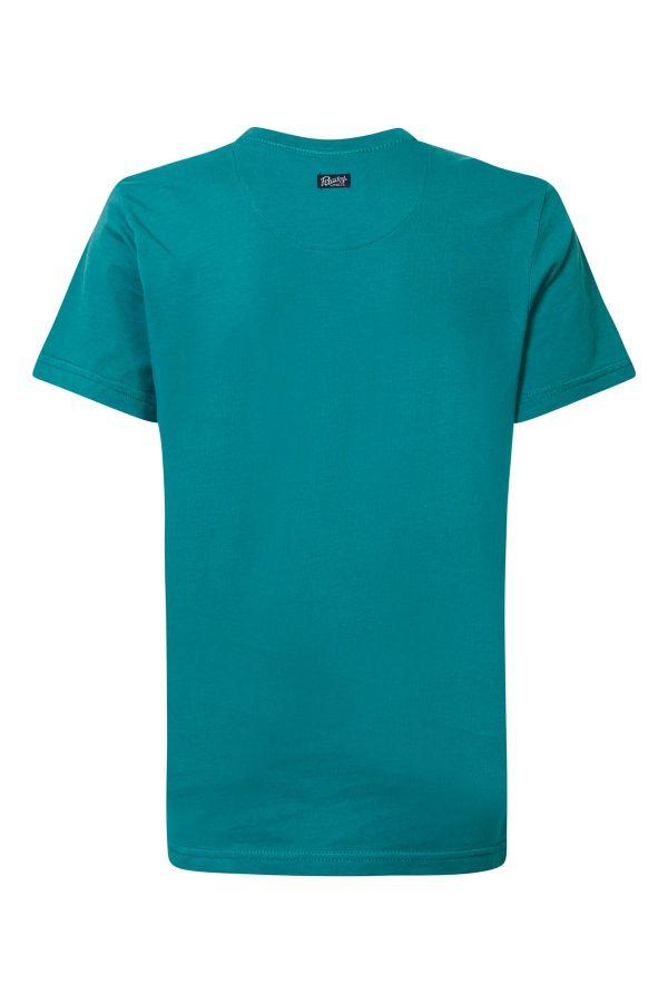 Tee Shirt Homme Petrol Industries TSR600 6135 SWAMP GREEN