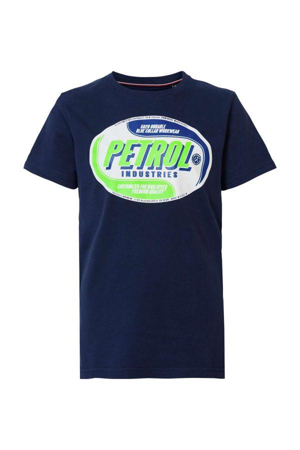 Tee Shirt Homme Petrol Industries TSR601 5147 DARK PETROL