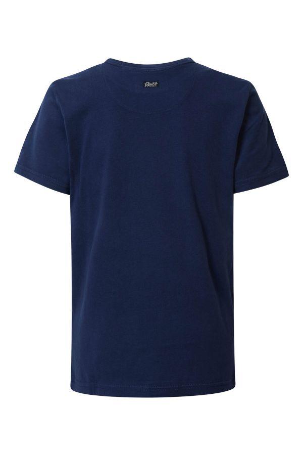 Tee Shirt Enfant Petrol Industries TSR601 5147 DARK PETROL J