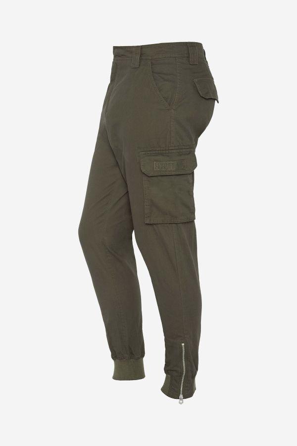 Pantalon Homme Schott TRJARED70 KAKI