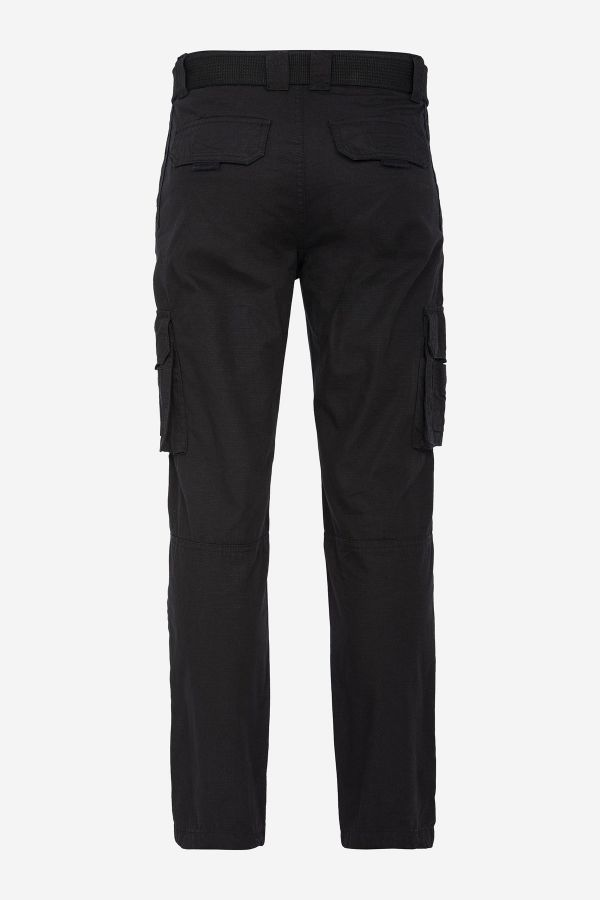 Pantalon Homme Schott TRLAWSON70 BLACK