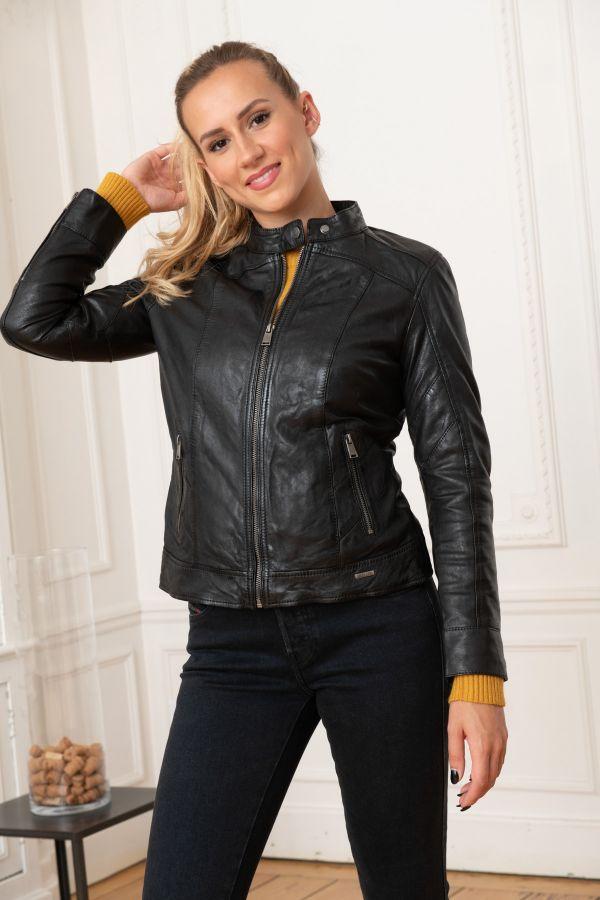Blouson Femme Cityzen ISABELA BLACK