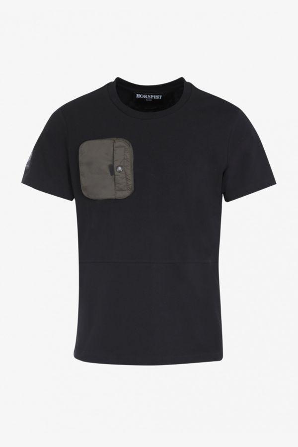 Tee Shirt Homme Horspist GABI BLACK