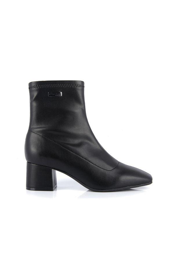 Boots / Bottes Femme Les Tropeziennes Par M Belarbi DANIELA NOIR