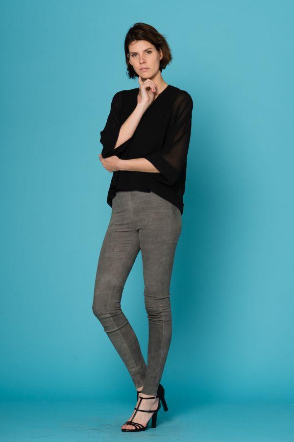 Pantalon Femme Oakwood COMETE GRIS FONCE 529