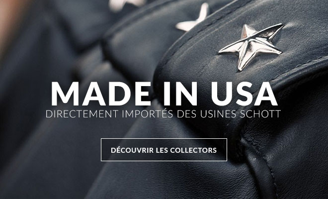 C 583 Cuir Made In Usa