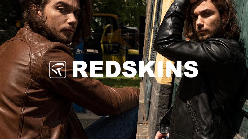 Redskins Matter 5B 5D Weiches Leder