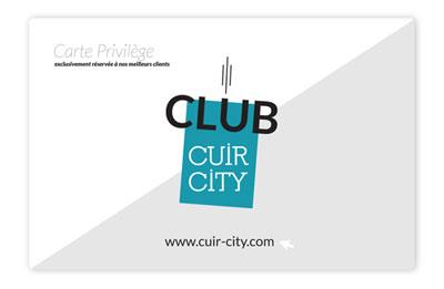 Logo Club Cuir-City
