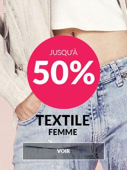 SOLDES Textile femme